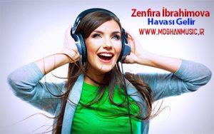 آهنگ جدید زنفیرا ابراهیمووا به نام هاواسی گلیر