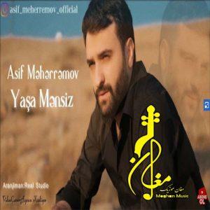 Asif Meherremov Yasa Mensiz 300x300 - دانلود آهنگ ترکی آصیف محرم او به نام یاشا من سیز