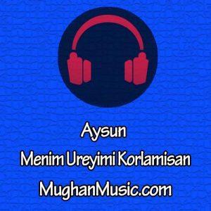 Aysun Menim Ureyimi Korlamisan 300x300 - دانلود آهنگ ترکی آیسون به نام منیم اوریمی کورلامیسان