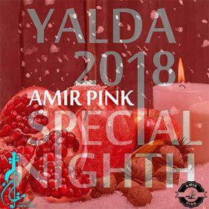 ریمیکس جدید و زیبای دیجی امیر پینک به نام Special Night Yalda 2018