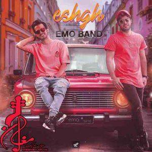 Emo Band – Eshgh 300x300 - دانلود اهنگ جدید امو بند به نام عشق