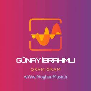 دانلود آهنگ جدید گونای ابراهیملی به نام قرام قرام