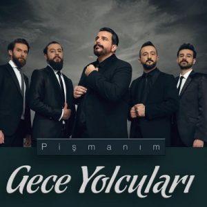 Gece Yolculari Pismanim 300x300 - دانلود آهنگ جدید گئجه یولجولاری به نام پیشمانیم
