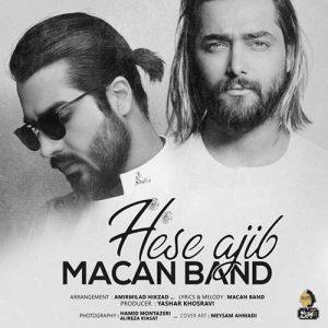 Macan Band Hesse Ajib 300x300 - دانلود آهنگ جدید ماکان بند به نام حس عجیب