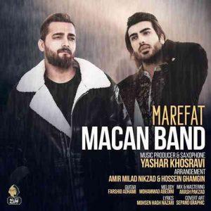 Macan Band Marefat 300x300 - دانلود آهنگ جدید ماکان بند به نام معرفت