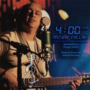 Mazyar Fallahi Chahar Sobh 300x300 - دانلود آهنگ جدید مازیار فلاحی به نام چهار صبح
