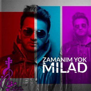 Milad Beheshti Zamanim Yok 300x300 - دانلود اهنگ ترکی میلاد بهشتی به نام زمانیم یوک