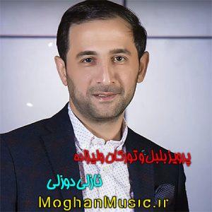 دانلود آهنگ ترکی پرویز بلبل و تورکان ولیزاده به نام نازلی دوزلی