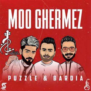 Puzzle Band Moo Ghermez 300x300 - دانلود اهنگ جدید پازل بند به نام مو قرمز