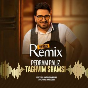Remix Pedram Paliz Taghvim Shamsi 300x300 - دانلود ریمیکس جدید پدرام پالیز به نام تقویم شمسی