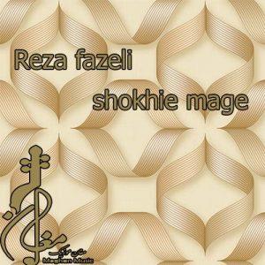 Reza fazeli shokhie mage 300x300 - دانلود آهنگ شمالی رضا فاضلی به نام شوخیه مگه