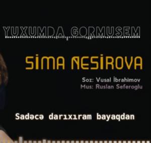 Screenshot 2019 01 29 Sima Nesirova Yuxumda Gormusem YouTube 300x284 - دانلود آهنگ جدید سیما نصیروا به نام یوخومدا گورموشم