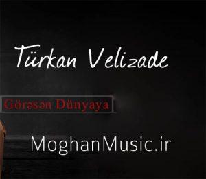 Türkan Velizade Göresen Dünyaya 300x261 - دانلود آهنگ جدید تورکان ولیزاده به نام گورسن دونیایا