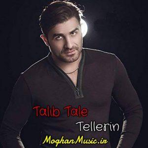 دانلود آهنگ ترکی طالب طالع به نام تللرین