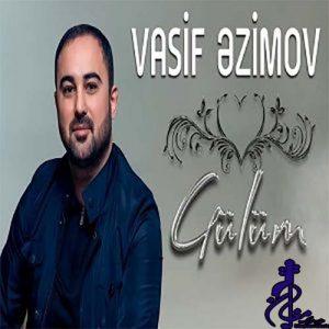 Vasif Ezimov Gülüm 300x300 - دانلود اهنگ ترکی واسیف عظیم به نام گولوم