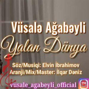 Vusale Agabeyli Yalan Dunya 300x300 - دانلود آهنگ ترکی وصاله آقابیلی به نام یالان دونیا