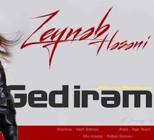 Zeyneb Heseni Called Gedirem 300x274 - دانلود آهنگ جدید زینب حسنی به نام گدیرم