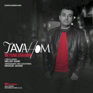 meysam ebrahimi tavahom 300x300 - دانلود آهنگ جدید میثم ابراهیمی به نام توهم