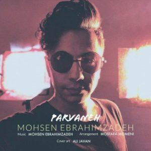 mohsen ebrahimzadeh parvane 300x300 - دانلود آهنگ جدید محسن ابراهیم زاده به نام پروانه
